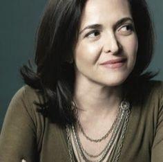 Sheryl Sandberg. Had the privilege to hear her speak at my Barnard College graduation ceremony in 2011.