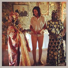 This Is Michelle Obama's First Instagram Video