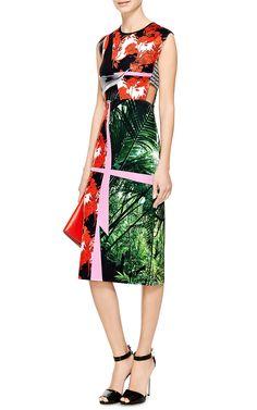 Secret Garden Dress by Clover Canyon - Moda Operandi