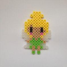 Tinker Bell perler beads by perler_beads98