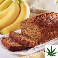Marijuana Recipe – Banana Bread
