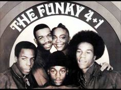 Funky 4+1 Thats The Joint  *posted by Hip Hop Fusion
