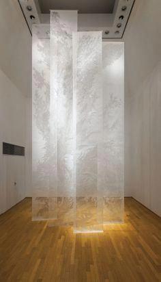 Oshakasama no Tanagokoro: Aiko Miyanaga, Kazuki Hitoosa, Shioyasu Tomoko Futuristisches Design, Deco Design, Display Design, Instalation Art, Light Installation, Artistic Installation, Stage Design, Light Art, Contemporary Artists