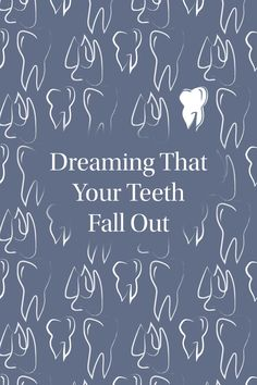 In an ideal world, everyone would be dreaming about fantastical scenes. Some of us, however, are left to experience only dental nightmares. Linda Nguyen, The Dreamers, Teeth, Dental, Fall, Blog, Autumn, Tooth, Dental Health
