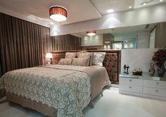 25 Cabeceiras estofadas em capitonê, placas, botonê - veja quartos com modelos lindos!