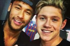 Neymar jr e Nial Horan