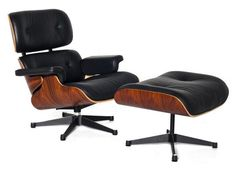 Eames Lounge Chair - Black Palisander | Anyone know about this company, Rove?