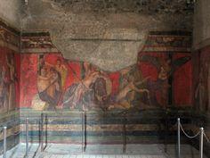 Pompeji Hall of Mysteries