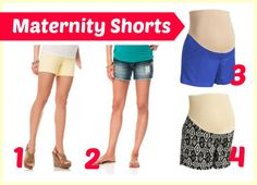Summer Maternity Fashion