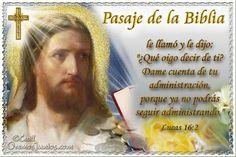 Vidas Santas: Santo Evangelio según san Lucas 16:2