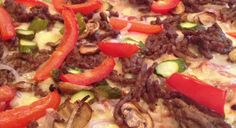 The secret of how to make super-tasty low-carb pizza, without grains and gluten!
