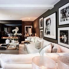 Decorating tips for living rooms luxury home decor ideas luxury home interior design decor ideas living room ceiling decorating tips for small spaces wall Living Room Interior, Home Living Room, Living Room Designs, Living Room Decor, Luxury Living Rooms, Dining Room, Bedroom Decor, Luxury Homes Interior, Luxury Home Decor