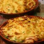 Italianized Chicken Shepherd's Pie | Honest Cooking