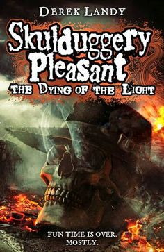 Derek Landy - Skullduggery Pleasant: The Dying of the Light Battlefield 1942, Dc Universe Online, Skulduggery Pleasant, Dying Of The Light, Monster Hunter, Play, The Expanse, Book Lovers, Good Times