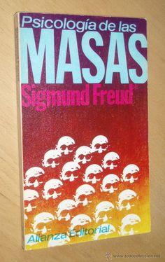 PSICOLOGIA DE LAS MASAS.- SIGMUND FREUD.- ALIANZA EDITORIAL - Foto 1