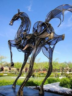 Sculpterra Winery and Sculpture Garden, Paso Robles, Ca