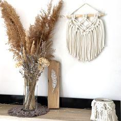 Makrama, dekoracja ze sznurka, zawieszka MINI 9187964037 - Allegro.pl Plant Hanger, Modern, Plants, Home Decor, Trendy Tree, Decoration Home, Room Decor, Plant, Home Interior Design