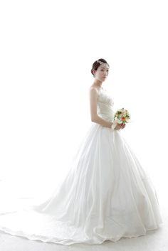 2015년 봄 신상 웨딩드레스 K-27 [라렌느] 셀프웨딩드레스