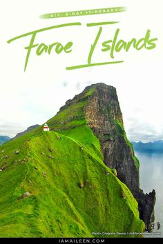 Planning to visit & witness the unspoiled beauty of the Faroe Islands? Here's a detailed travel guide for ideas on things to do in 5 days! // #Faroe #Travel Backpacking Europe, Europe Travel Guide, Travel Guides, Travelling Europe, Travel List, Italy Travel, Places To Travel, Travel Destinations, Holiday Destinations