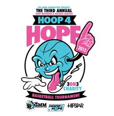 Sign Up For The 3rd Annual Hoop 4 Hope Basketball Tournament Taking Place On