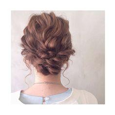 いいね!1,270件、コメント1件 ― wadami0112さん(@miyuwada)のInstagramアカウント: 「#hair#hairarrange#hairstyle#arrange#wadamiarrange#ヘアスタイル#ウェディング#ブライダル#ヘアアレンジ#ヘア#アレンジ#ファッション#ヘアメイク#メイク#愛知#名古屋#美容師#美容室#LOREN#lorensalon」