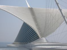 Milwaukee Art Museum - Architect: Santiago Calatrava