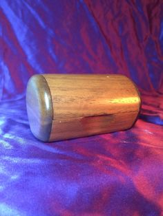 Ring box by KeithGeppetto on Etsy Boxes, Rings, Handmade, Etsy, Crates, Box, Ring, Cubbies, Hand Made