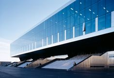 Multifonctional Complex La Maladiere – Geninasca Delefortrie Architectes