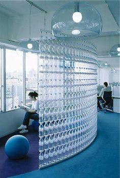 Pet-Flaschen-Recycling... via Designchen