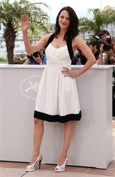 A-line Knee-length Halter Sleeveless Homecoming Dresses - Outerdress.com