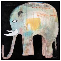Elephant - Gabe Langholtz - Various Sizes