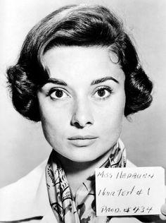 Audrey Hepburn-1958