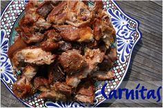 Carnitas (Slow-Roasted Pork) - All Roads Lead to the Kitchen