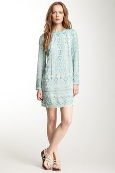 Chirica Embroidered Dress