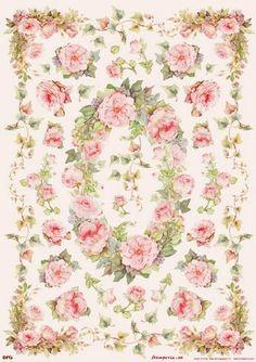 dollhouse carpet print onto fuzzy or flocked paper