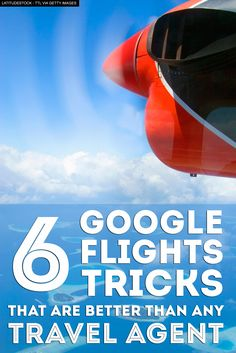 Planning a trip and hoping to save some money? Check out these Google Flights features and get the most bang for your buck!