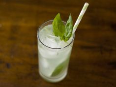 Basil Lime Cooler - Serious Eats (http://www.seriouseats.com/recipes/2012/08/drinking-in-season-basil-and-lime-cooler-vodka-highball-recipe.html)