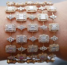 Gems Jewelry, High Jewelry, Jewelry Accessories, Jewelry Design, Jewellery, Diamond Bracelets, Diamond Jewelry, Bangle Bracelets, Bangles