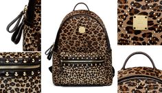 MCM's limited backpacks 1