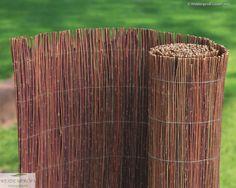 Weidenmatten 1A Qualität für Beschattung von Pergolen, Gewächshäusern, Verkleidung von unschönen Gartenobjekten, Bauzäunen, Winterschutz