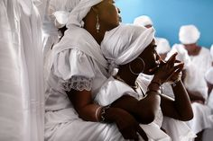 These Stunning Photos Take You Deep Inside Vodou Rituals In Haiti
