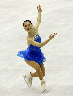 Akiko Suzuki Photo - 2012 ISU World Figure Skating Championships - Day Six