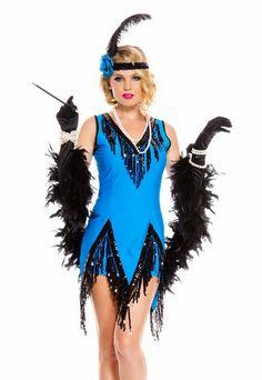 Flapper Dresses, Flapper Dance Dresses, Fringe Dancer Costumes, Great Gatsby Costumes