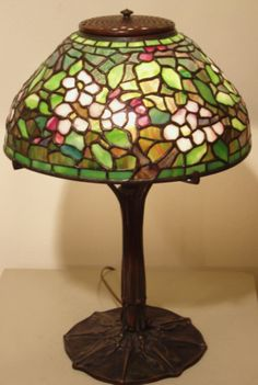 1000 images about antique tiffany studios lamps on. Black Bedroom Furniture Sets. Home Design Ideas