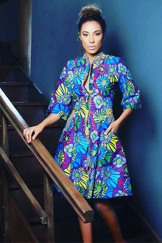 Nikki Samonas in african wear, African fashion, Ankara, kitenge, African women dresses, African prints, African men's fashion, Nigerian style, Ghanaian fashion, ntoma, kente styles, African fashion dresses