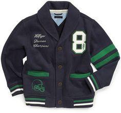 Tommy Hilfiger Kids Sweater, Little Boys Meyer Cardigan on shopstyle.com