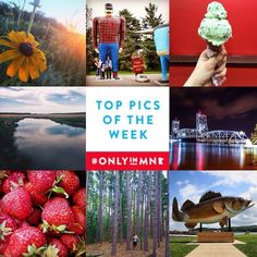 Today we are extra thankful for the things that make #America--and especially #Minnesota--such a wonderful place to live and play. Thanks for sharing your photos with us, today and every day. #OnlyinMN