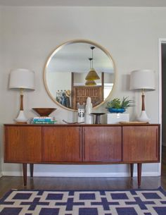 Mid Century Modern Living Room Decor Ideas 18