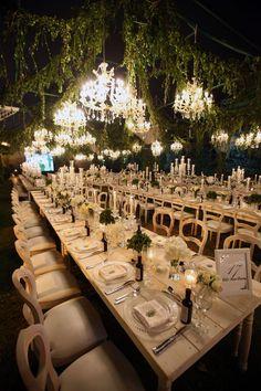 Table Decor | Lebanese Wedding | South Asian Wedding Blog