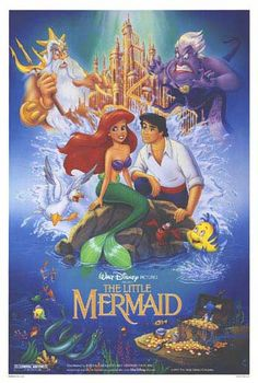 "The Little Mermaid... ""Look at this stuff, isnt it neat, wouldnt you think my collection's complete...."""